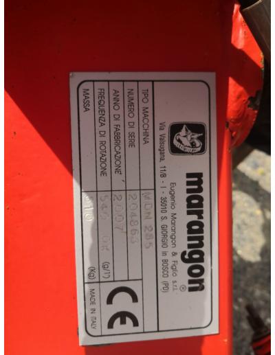 MOTOSEGADORA HILERADORA AGRIA 7700 H