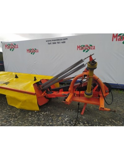 TRACTOR CLAAS MODELO 836 RZ