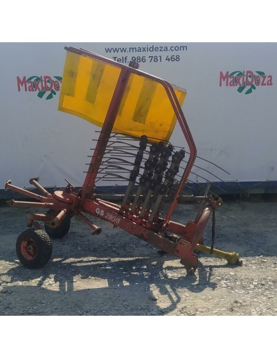 Tractor Massey Ferguson 3435 f us146