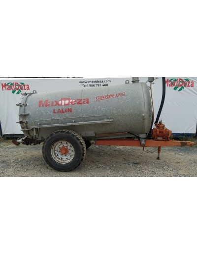 Remolque tractor 28501600 US 1155